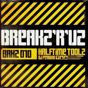 DJ Peabird - Breakz'r uz - Halftime Toolz - LP