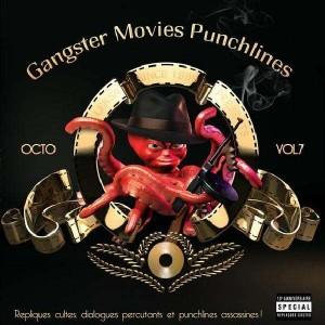 DJ Leksa - Octo Beat Volume 7 - Gangster Movies Punchlines - LP