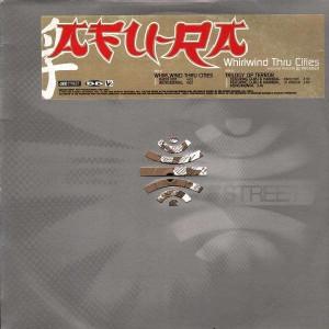 Afu-Ra - Whirlwind thru cities / Trilogy of terror - 12''
