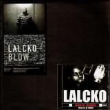Lalcko - Blow (feat. Cris) / Schengen (né black) / Salive street (+free mixtape CD) - 12''