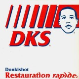 Donkishot - Restauration rapide / Vengeance / Zneuff-Zneuff - 12''