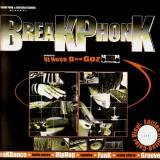 Dj Ness D and Goz - Breakphonk - LP