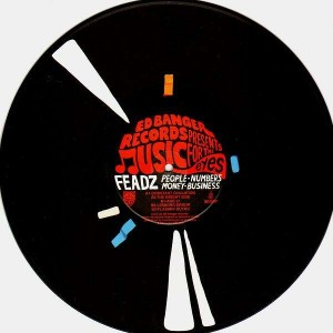 Feadz - People Numbers Money Business - 12''