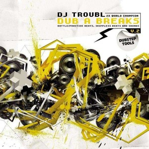 Dj Troubl' - Dub a breaks vol.2 - LP