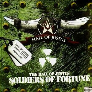 Hall Of Justus - Soldiers of fortune - 2LP