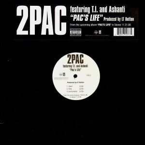 2Pac - Pac's life (feat. T.I. & Ashanti) - 12''