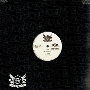 AZ - AZ's chillin / Never change - 12''