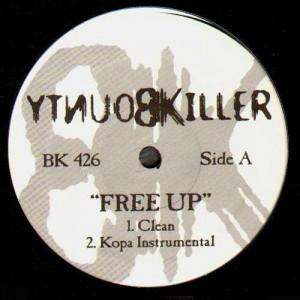 Bounty Killer - Free up - 12''