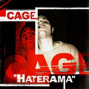 Cage - Haterama / Too much - 12''