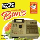 Mister Modo - Homemade Bun's - Ltd Orange LP
