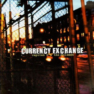 Capital D & The Molemen - Currency exchange / Young girl lost - 12''