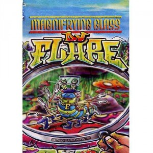 DJ Flare - Magnifrying Glass - DVD