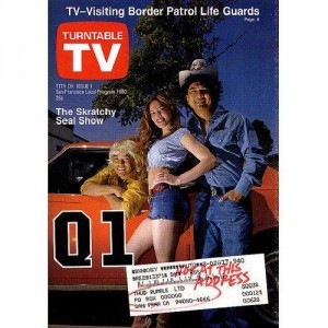 Turntable TV - Deluxe DVD
