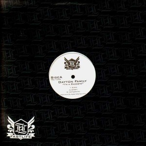 Dayton Family - I'm a gangsta / Murda on my block – 12''