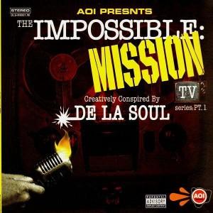 De La Soul - Impossible : Mission - 2LP