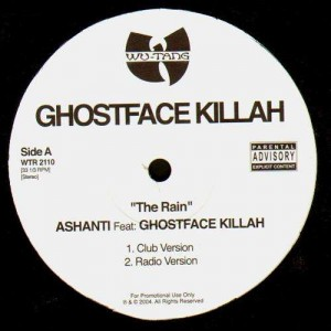 Ghostface Killah - The Rain / Break Up 2 Make Up Rmx / Hot & Wet - 12''