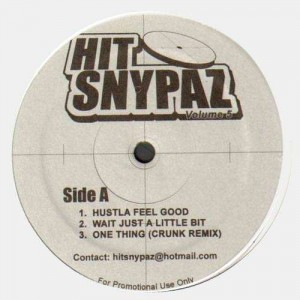 Hit Snypaz Volume 5 - Partybreak - LP