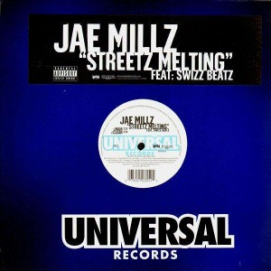 Jae Millz - Street melting (feat. Swizz Beatz) - 12''