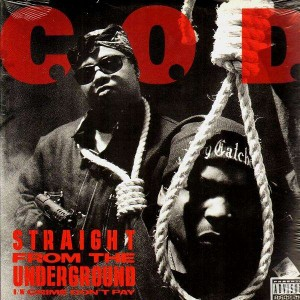 COD - Straight from the underground / Crime don't pay – 12''