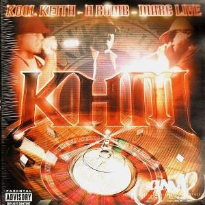 KHM (Kool Keith, H Bomb & Marc Live) - Game - 2LP