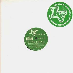 Loer Velocity - Song I sing / Conversation piece / Crash test dummies - 12''