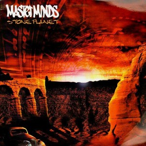 Masterminds - Stone Planet / Step by step (feat. Murs) / Show Business Pt.3 (feat. Zion-I) -12''