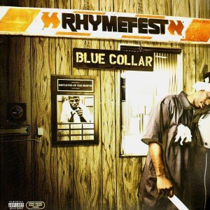 Rhymefest - Blue Collar - 2LP