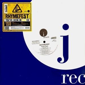 Rhymefest - These Days - 12''