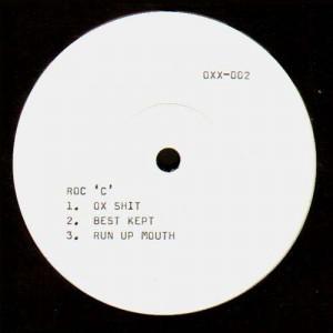 Roc C - Ox shit EP - Vinyl EP