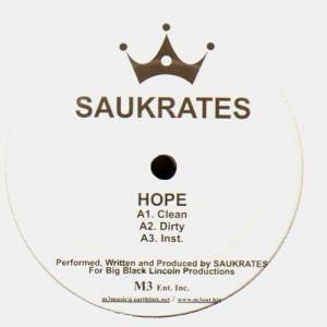 Saukrates - Hope / Saukrates season - 12''