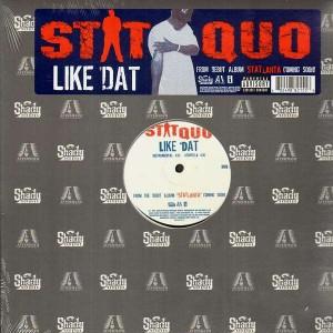 Stat Quo - Like dat - 12''