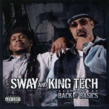 Sway and King Tech - Back 2 Basics - 2LP