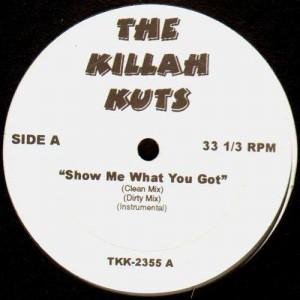 The Killah Kuts - Various artists (feat. Jay-Z, Ciara, Monica, Pussycat Dolls, Timbaland ) TKK2355 - 12''