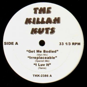 The Killah Kuts - Various artists (feat. Mike Jones, Beyoncé, Young Jeezy, Busta Rhymes ) TKK2386 - 12''