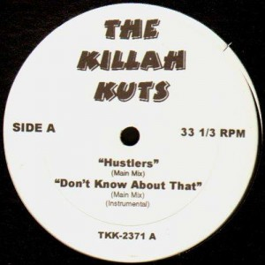 The Killah Kuts - Various artists (feat. Nas, Bow Wow, The Game, Pitbull ) TKK2371 - 12''