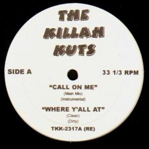 The Killah Kuts - Various artists (feat. Nas, Janet Jackson, Nelly, Shanice ) TKK2317 - 12''