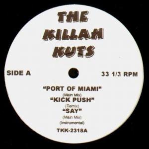 The Killah Kuts - Various artists (feat. Rick Ross, Lupe Fiasco, Method Man, Busta Rhymes, Missy Eliott ) TKK2318 - 12''