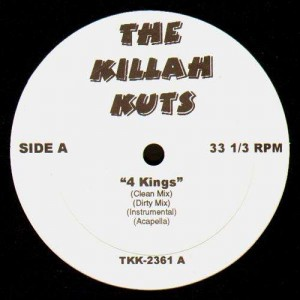 The Killah Kuts - Various artists (feat. Young Buck, Lil Kim, Amerie, Megan Rochell ) TKK2361 - 12''