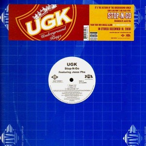 UGK - Stop-N-Go (feat. Jazze Pha) / The game belongs to me - 12''