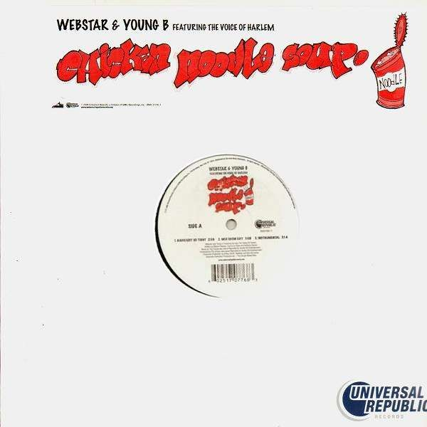 Webstar Amp Young B Chicken Noodle Soup 12 Temple Of