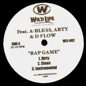 Wildlife - Rap Game / Wildlife theme - 12''