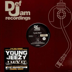 Young Jeezy - I luv it - 12''