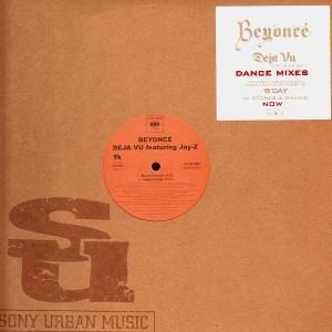 Beyoncé - Deja vu (Dance mixes) - 12''