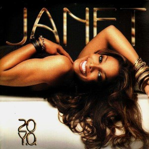 Janet Jackson - 20 Y.O. - 2LP