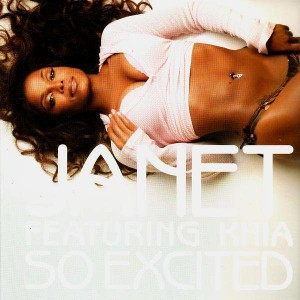 Janet Jackson - So excited (feat. Khia) - 12''
