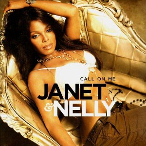 Janet Jackson & Nelly - Call on me - 12''