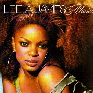 Leela James - Music / My joy - 12''