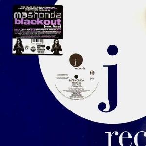 Mashonda - Blackout (feat. Nas) - 12''