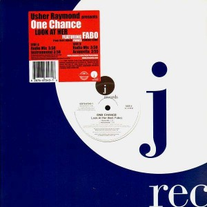 One Chance - Look at her (feat. Fabo) - 12''