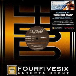 Sean Baker - Foolish Man - 12''